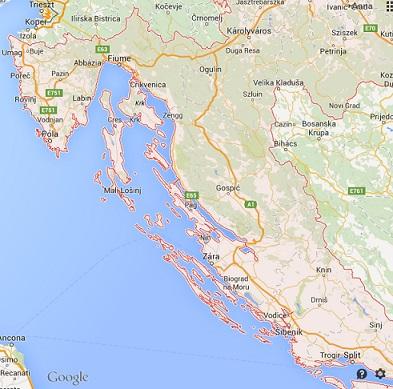 horvátország térkép google Hidroszféra Búváriskola / Merülőhelyek, Málta horvátország térkép google